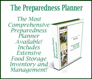Self Reliant School Preparedness Planner