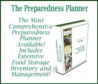 Self Reliant School Preparedness Planner