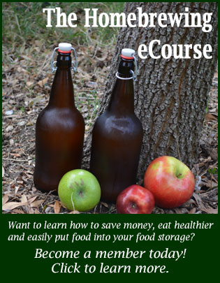 Self Reliant School Homebrewing eCourse