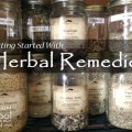 Getting Started With Herbal Remedies