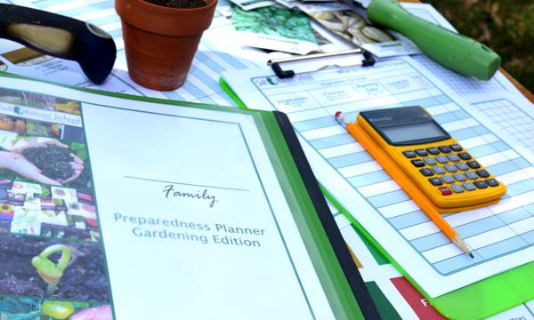 Gardening Planner