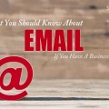 Communicating With Your Customers--Email Marketing