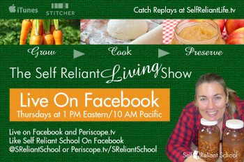 You're Invited To The Self Reliant Living Show