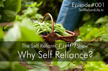 Why Self Reliance?–Self Reliant Living #001