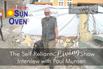 Interview With Paul Munsen–Self Reliant Living #010