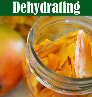 Dehydrating Resources