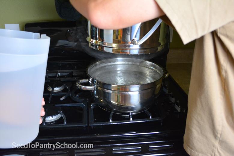 make-apple-juice-steam-juicer