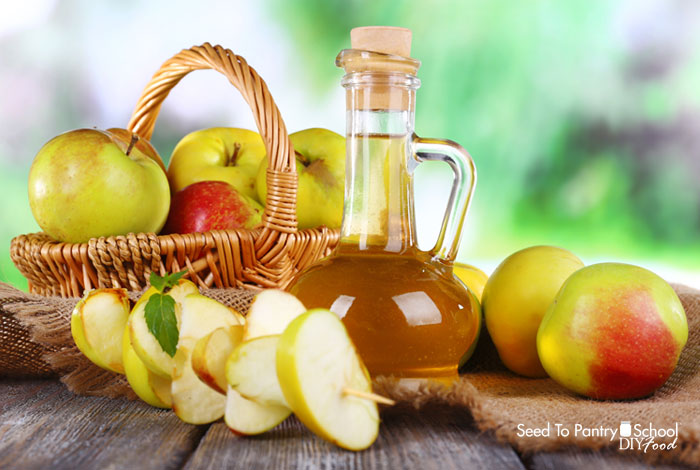 make-apple-cider-vinegar-from-scraps