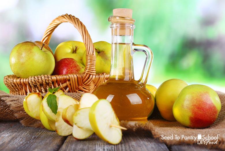 make-apple-cider-vinegar-from-scraps