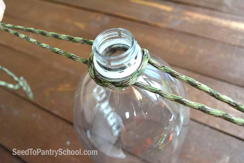 hydroponic-system-soda-bottles